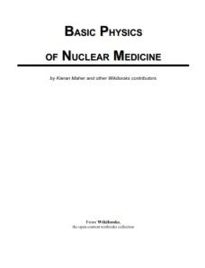 book  basic physics of nuclear mrdicine